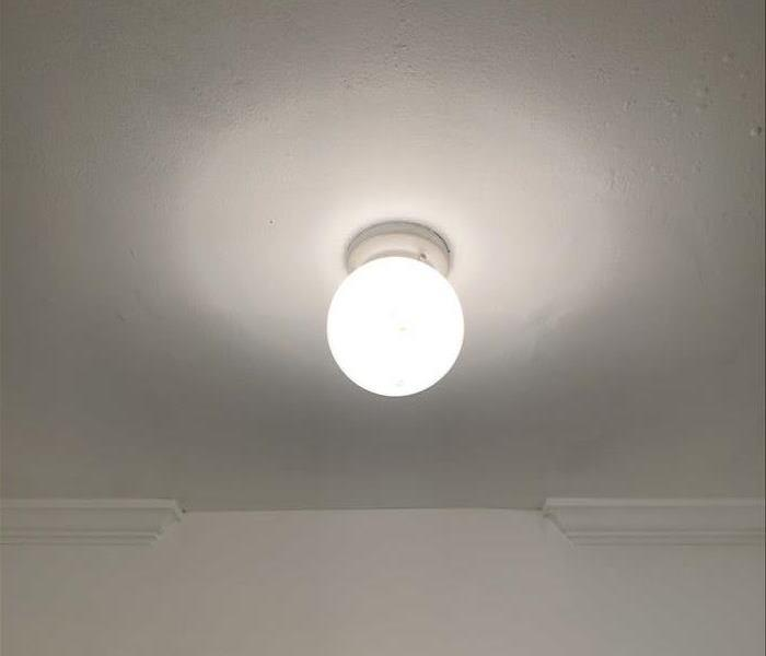 Ceiling Repaired