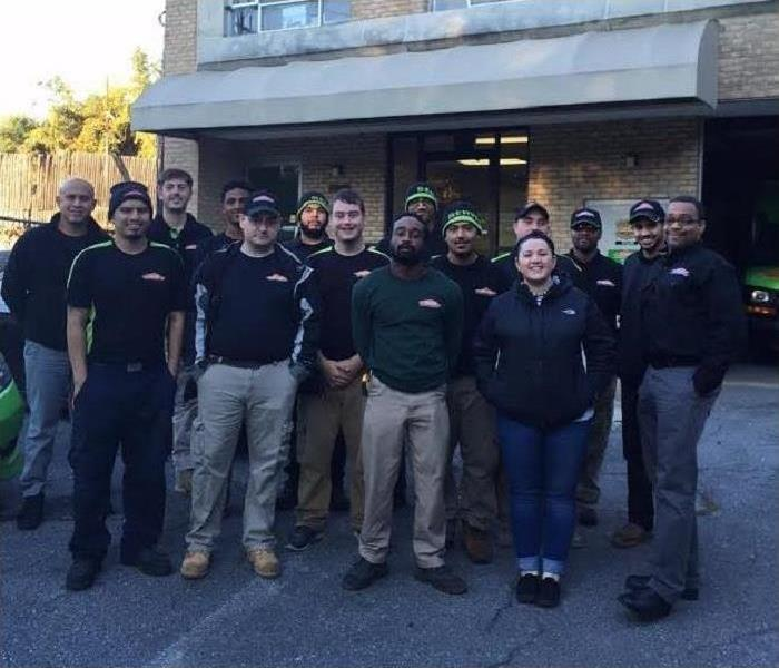 The SERVPRO Team of Wheaton/Kensington