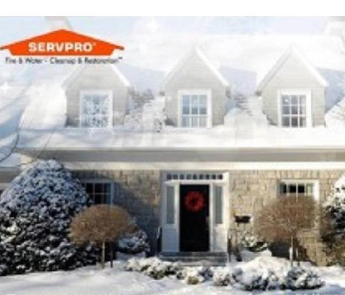 Storm Damage Snow storm tips from your SERVPRO of Wheaton/Kensington.